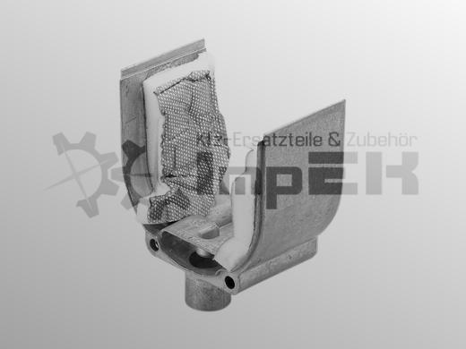 Abdeckung E-Motor