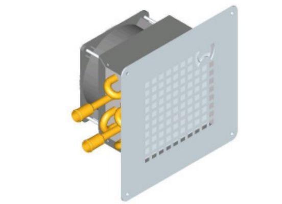 Whisperer Heat Exchanger 12V