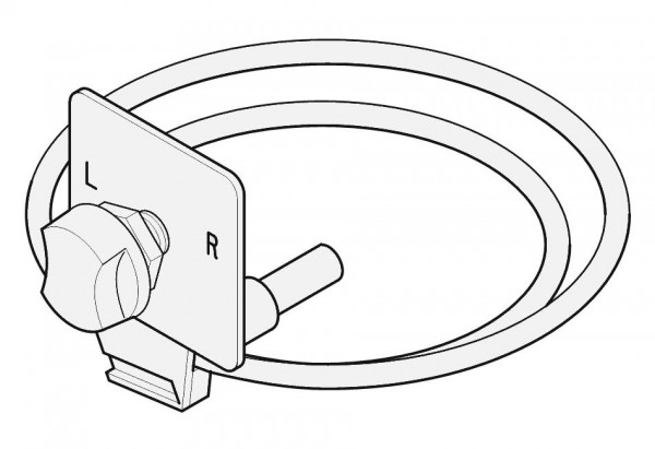 221000010300 Eberspächer Bedieneinrichtung Regelklappe Standheizung Ersatzteile