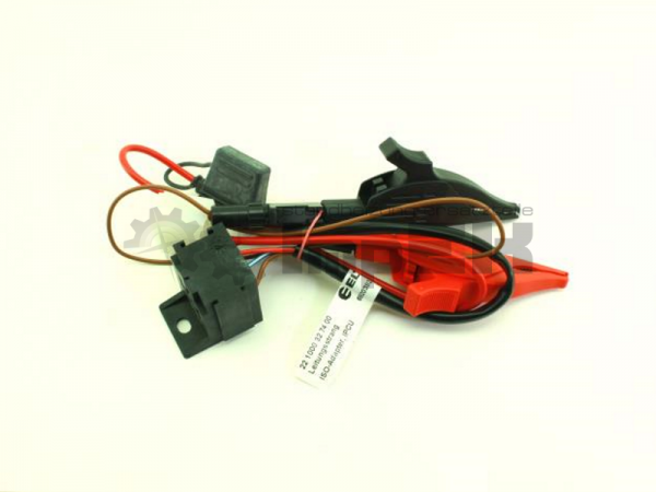 221000327400 4030813507393 Eberspächer Adapterkabel IPCU ISO-Adapter