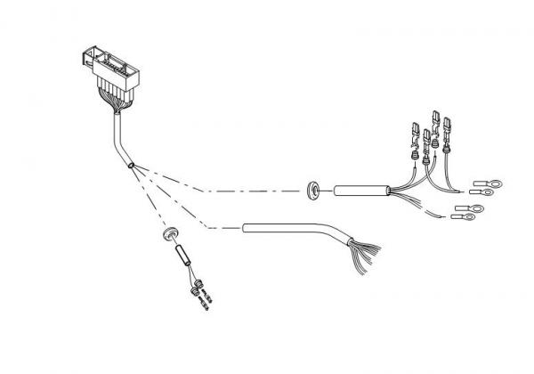 Leitungsbaum Airtronic D5 10m