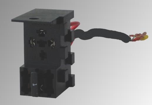 Relais-/Sicherungshalter TT-Evo
