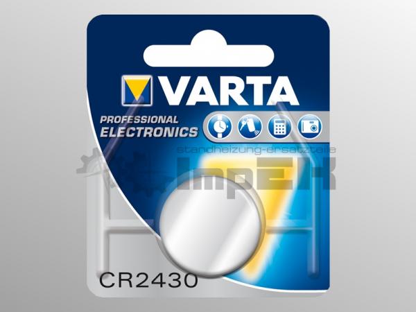 Lithium Batterie 3V Eberspächer Handsender Standheizung Handsender mobilteil EasyStart R R+ Remote+