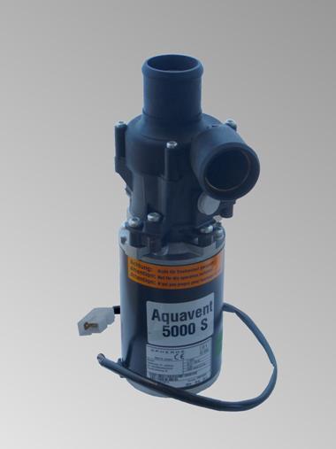 Umwälzpumpe U4854.01 24V Aquavent 5000S AMP 6,2