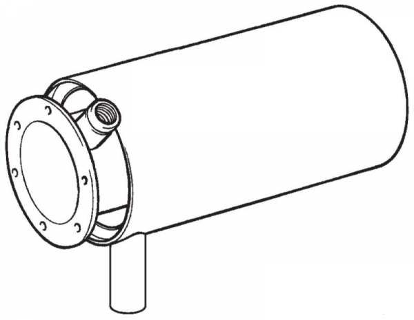 Wärmetauscher D8LC