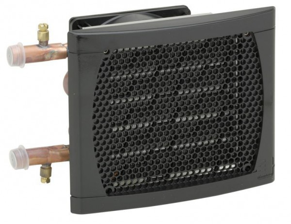 Heat Exchange Helios 2000 12V Plasticgrid Black