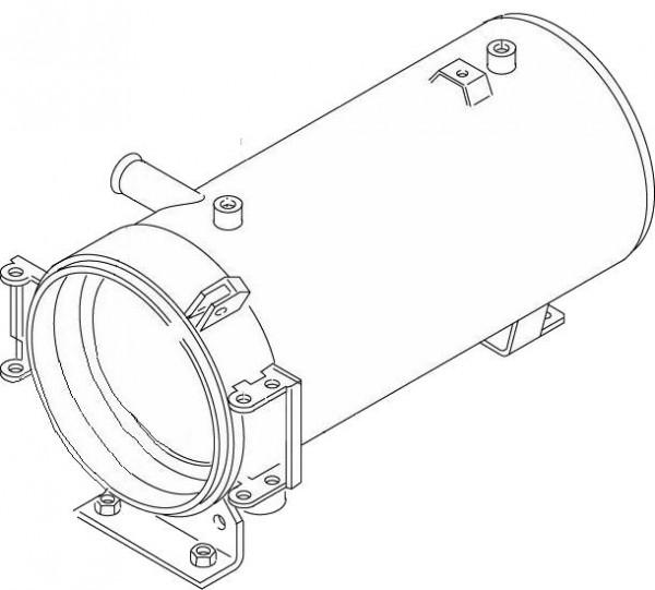 Wärmeübertrager DBW2010/2012 Sensoric