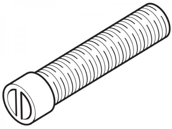 Original Eberspächer Flexrohr 20x400 für Verbrennungsluft