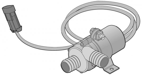 252009250000 Eberspächer Wasserpumpe 24V Hydronic D5WS D5WSC