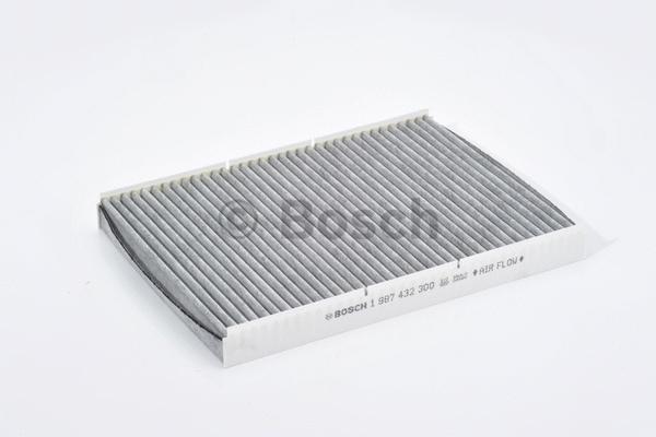 Bosch Innenraumluftfilter 1987432300 R2300 4047023209153