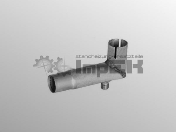 Webasto Abgaskrümmer 24 mm mit Kondensatablauf