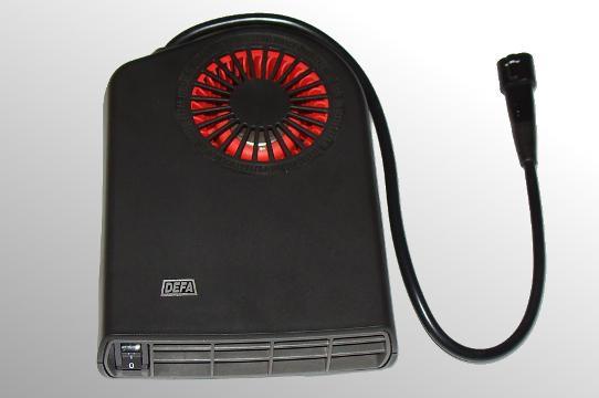 Termini 2100 (Miniplug) Innenraumheizgerät Defa