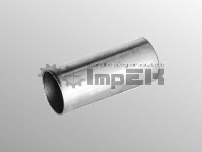 Webasto Abgasverbinder /Verbindungsrohr 24 mm