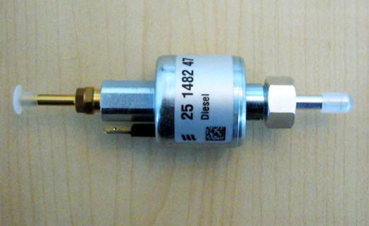 Dosing pump 12 V