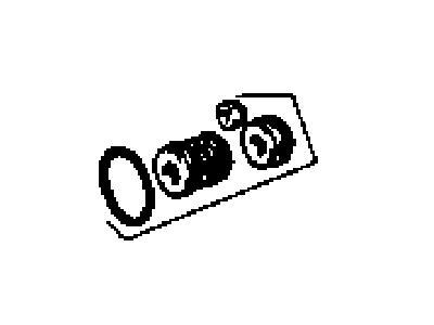 201673250400 4030813502749 Eberspächer Dichtungssatz Wasserpumpe Heizgerät Standheizung D7W B7W