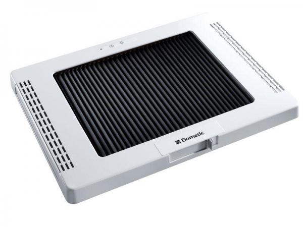 Luftverteilerbox mit zwei regelbaren Luftströmen