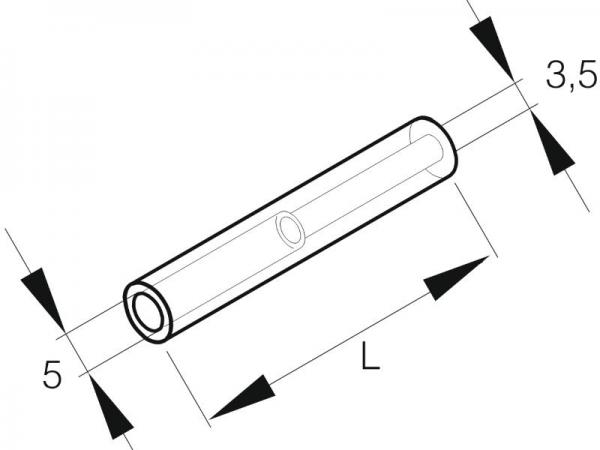 251888800102 Übergangsstück Eberspächer Heizgeräte