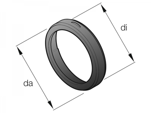 251822890001 4030813519181 Ring Adapterring übergangsring Eberspächer
