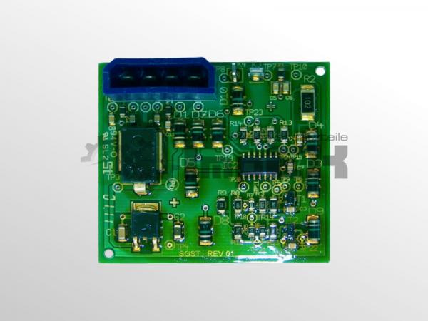 251890012000 Leiterplatte D8LC Eberspächer Standheizung 4030813569445