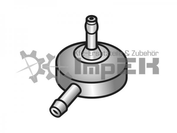 Eberspächer Impulsdämpfer Hydronic II Brennstoffdosierpumpe dosierpumpe Standheizung 221000202900