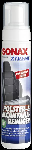 02811410 4064700206144 SONAX XTREME Polster- & AlcantaraReiniger treibgasfrei 250 ml