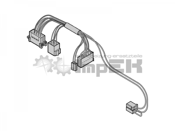 Leitungsbaum Adapter D2L
