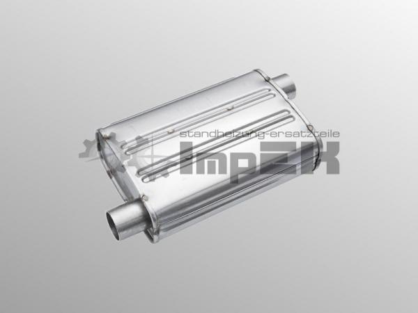 Abgasschalldämpfer D22
