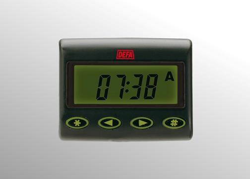Futura Automatic II mit Relaisbox 3.11 Defa