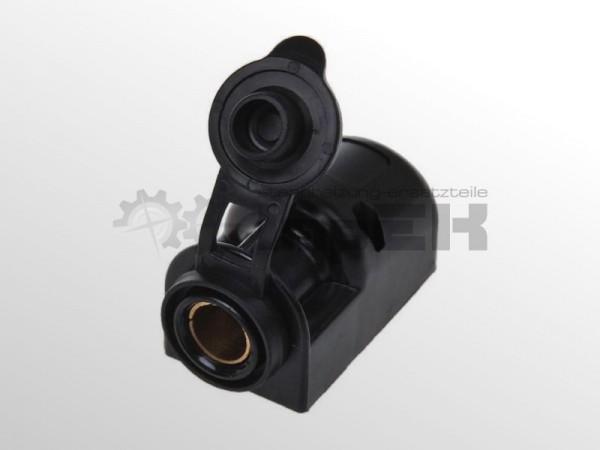57608000 8718546659799 procar pro car Aufbausteckdose mit Deckel DIN ISO 4165