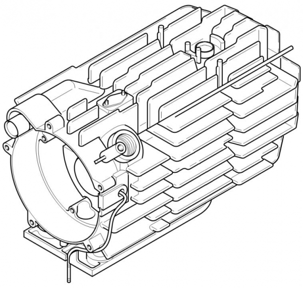 Wärmetauscher B/ D5