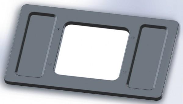 EBS DAF Super Space Cab XF 105 Fresco 3000 RT