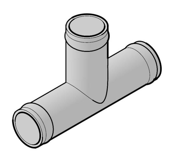201645891100 4030813502572 Eberspächer T-Rohrstück Standheizung Ersatzteile
