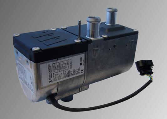 Hydronic D5WS Eberspächer