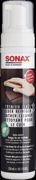 02811410 4064700281141 SONAX PremiumClass LederReiniger 250 ml