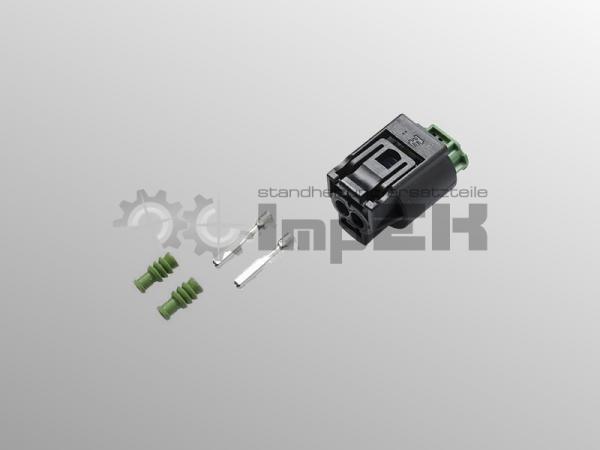 Webasto Steckersatz für 3/2-Wege Magnetventil