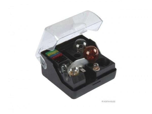 H7 Glühlampe Glühlampenbox Ersatzkasten Glühlampensatz 89900108